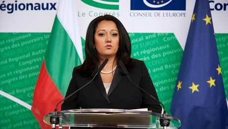 Η Βουλγάρα υπουργός για τη συνθήκη Σένγκεν