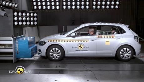 Ποια μοντέλα της VW βρέθηκαν στην πρώτη θέση σε τρεις από τις έξι κατηγορίες στις δοκιμές πρόσκρουσης