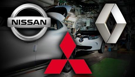 ΑΠΙΣΤΕΥΤΟ: Δείτε πόσα οχήματα πούλησαν  Renault-Nissan-Mitsubishi  μέσα στο  2017
