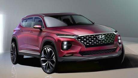 Πάρτε μια πρώτη γεύση από το νέο  Hyundai Santa Fe