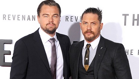 "O Tom Hardy ""χτύπησε"" tattoo για τον Leonardo DiCaprio"
