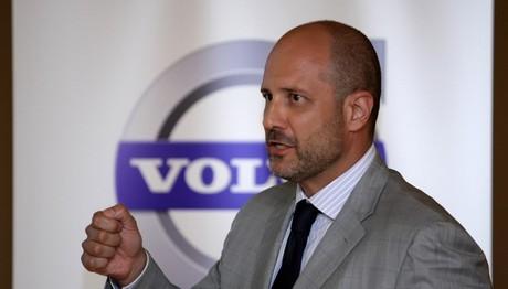 Αποχώρησε ο διευθύνων σύμβουλος της  Volvo Car Hellas