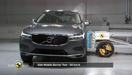 Δείτε τι έκανε το Volvo XC60 στις δοκιμές του Euro ΝCAP