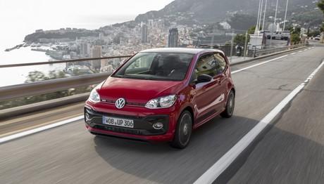 Δείτε τα βασικά σημεία του νέου VW up! GTI