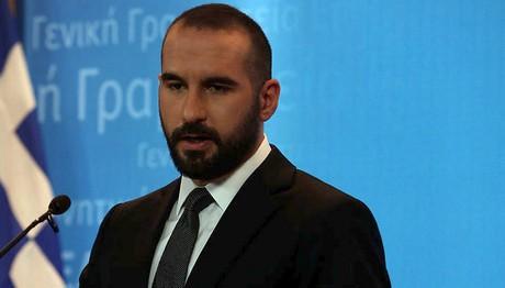 Τζανακόπουλος: Λύση μόνο αν «φύγουν» οι αλυτρωτικές επιδι