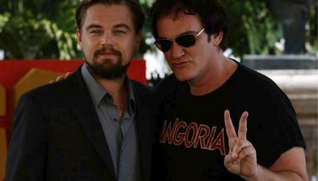 Νέα ταινία του Tarantino με τον Leonardo DiCaprio