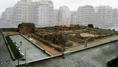 Ανοίγει ο αρχαιολογικός χώρος του Γαλεριανού συγκροτήματο