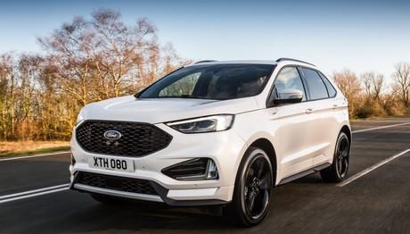 Έρχεται το νέο Ford Edge με νέο κινητήρα