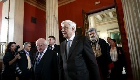 Παυλόπουλος προς Άγκυρα: «Μην τολμήσει να δοκιμάσει τις αντοχές της Ευρώπης»