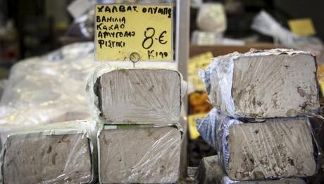 H Βαρβάκειος αγορά ετοιμάζεται για τα σαρακοστιανά