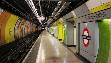 Δείτε σε τι μετατράπηκε ένας σταθμός του μετρό