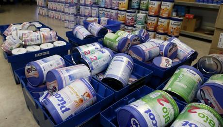 Το γάλα της Lactalis κυκλοφορούσε στην αγορά από το 2005