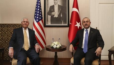 Ομαλοποίηση σχέσεων Τουρκίας - ΗΠΑ συμφώνησε η Άγκυρα