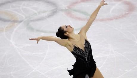 H Κaetlyn Osmond στους Ολυμπιακούς Αγώνες