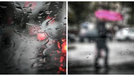 Καιρός: Έρχονται βροχές και ισχυρά φαινόμενα το Σάββατο