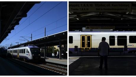 Διήμερο απεργιών σε τρένα και προαστιακό