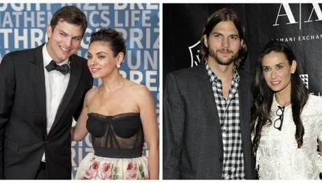 Ashton Kutcher: Τι έκανε όταν χώρισε με την Demi Moore
