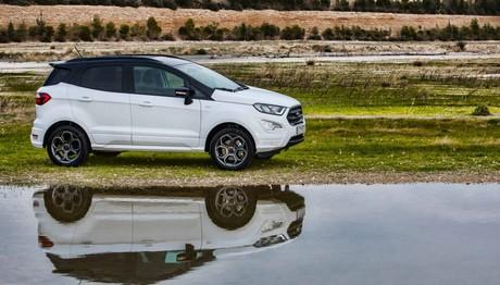 Δείτε τις τιμές του ανανεωμένου  Ford Ecosport