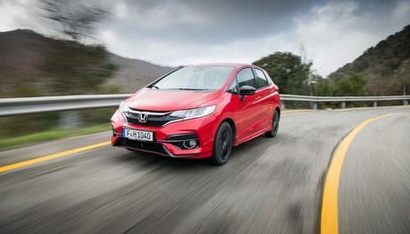 Γνωριμία με το Honda Jazz 1.5 i-VTEC