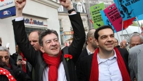 Εκτός Ευρωπαϊκής Αριστεράς θέλει τον ΣΥΡΙΖΑ ο Μελανσόν