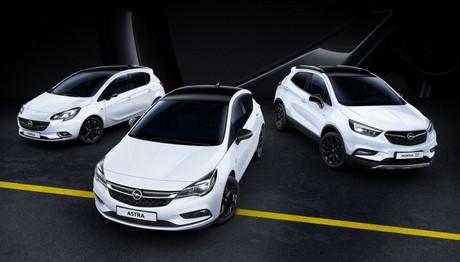 Ποια Opel έχουν διχρωμία