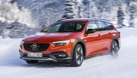 Το σύστημα τετρακίνησης υψηλής τεχνολογίας του Opel Insignia Country Tourer