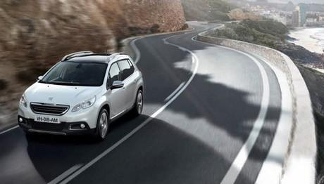 Στο τιμόνι του νέου Peugeot 2008 1,6 BlueHDi
