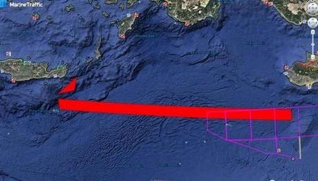 Νέες NAVTEX από Τουρκία χθες μεταξύ Κρήτης-Κύπρου