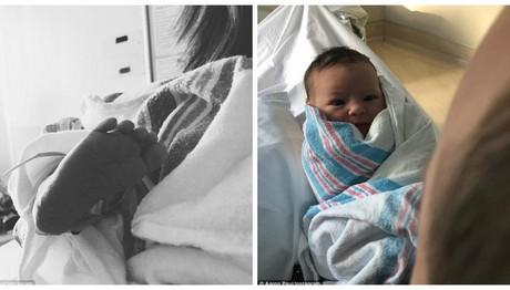 Έγινε πατέρας για πρώτη φορά ο  Aaron Paul