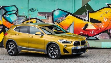 Η πρώτη γνωριμία με τη νέα BMW X2 στην Ελλάδα