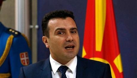 Ζάεφ: Θέλουμε αξιοπρεπή λύση για «Μακεδόνες» και Έλληνες