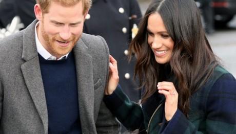 πόρτα από τον γάμο Meghan Markle-Πρίγκιπα Harry;