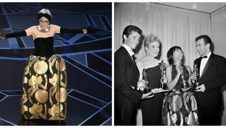 Η Rita Moreno φόρεσε το ίδιο φόρεμα 56 χρόνια μετά