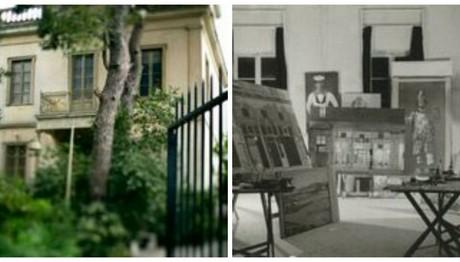 Γιάννης Τσαρούχης: Ανοίξει ξανά το σπίτι, το εργαστήριο