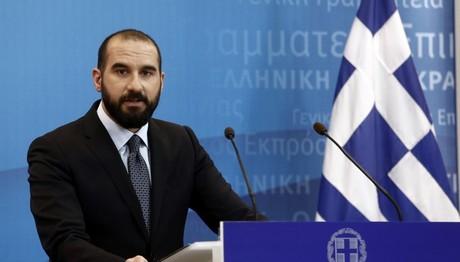 Τζανακόπουλος σε Guardian: Αποκρουστικό το δημοσίευμα σας