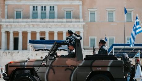 25η Μαρτίου: Κυκλοφοριακές ρυθμίσεις για την παρέλαση