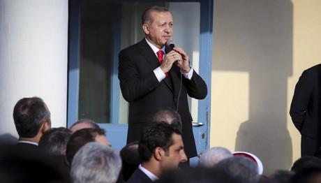 Σφοδρή επίθεση Ερντογάν σε ΝΑΤΟ