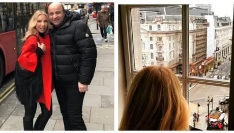 Τσαβαλιά-Σεφερλής: Βόλτα στο Λονδίνο!