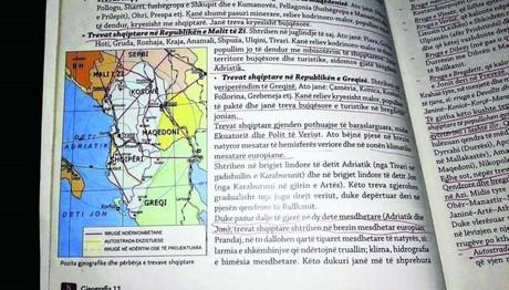 Προκλήσεις στα αλβανικά σχολικά βιβλία για την Ελλάδα