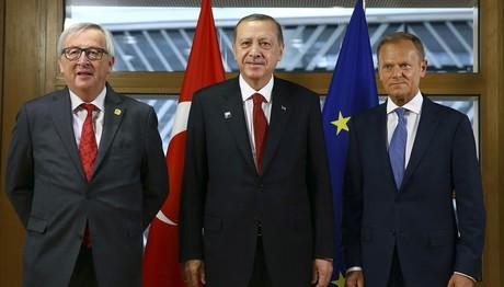 Σήμερα η κρίσιμη σύνοδος ΕΕ - Τουρκίας στη Βάρνα