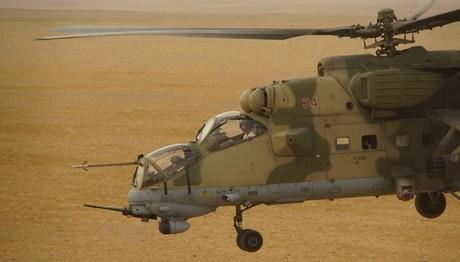 Συνετρίβη στρατιωτικό αεροσκάφος των ΗΠΑ στο Ιράκ