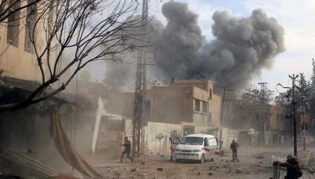 Συρία: O στρατός «κόβει» στα δύο την Γιούτα