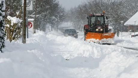 Η Ευρώπη στο έλεος του Χιονιά