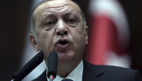 Ερντογάν: Μίλησα και με Τραμπ και με Πούτιν για Μέμπιτς