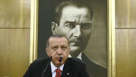 Ερντογάν: Δεν υποχωρούμε σε Ελλάδα-Κύπρο