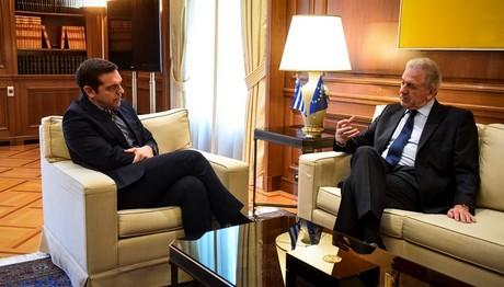 Αβραμόπουλος: Να εντατικοποιηθεί η εφαρμογή της συμφωνίας