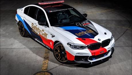 Η BMW M ξεκινά την 20ή σεζόν ως Επίσημο Αυτοκίνητο του MotoGP