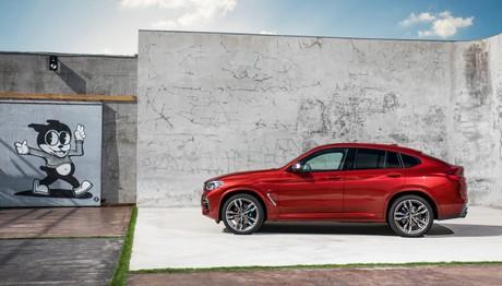Που θα δούμε για πρώτη φορά τη νέα BMW X4