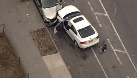 Μπρούκλιν: Αυτοκίνητο έπεσε πάνω σε πεζούς–Νεκρά 2 παιδιά