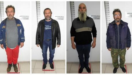 Πιερία: Αυτοί είναι οι 4 που κατηγορούνται για βιασμό